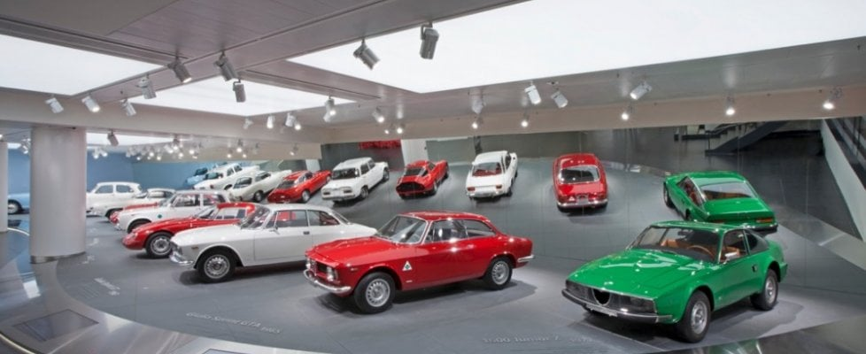 2 Museo Arese Alfa Romeo, la storia del Biscione è tutta qui