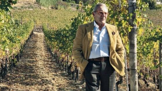 Franco Martinetti, il gran gourmet che dà del tu ai vini piemontesi