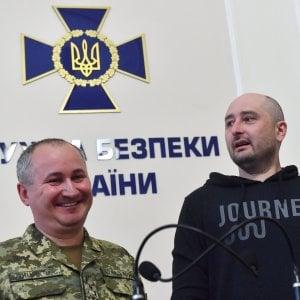 Babchenko e i media ai tempi delle fake news di Stato
