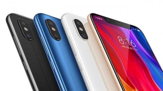 Tre sfumature di Xiaomi: ecco Mi 8, lo smartphone con Gps ultra preciso