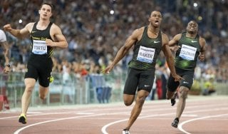 Atletica, 100 metri: al Golden Gala di Roma vince Baker. Tortu a 3 centesimi dal record italiano: 10''04