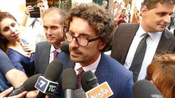 Danilo Toninelli ministro delle Infrastrutture: la sfida della Tav negli equilibri M5s-Lega
