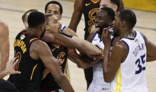 Basket, Finals Nba: super LeBron non basta, gara-1 a Golden State