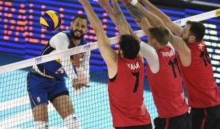Volley, Nations League: primo stop per l'Italia, azzurri ko con il Canada