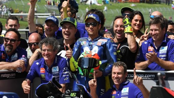 Incidente Pirro in MotoGp, il retroscena da brividi di Valentino Rossi