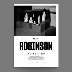 Robinson, da Ammaniti a Giordano: il ritorno del sacro