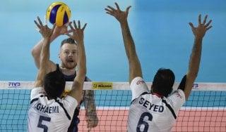 Volley, Nations League: riscatto Italia, netto 3-0 all'Iran