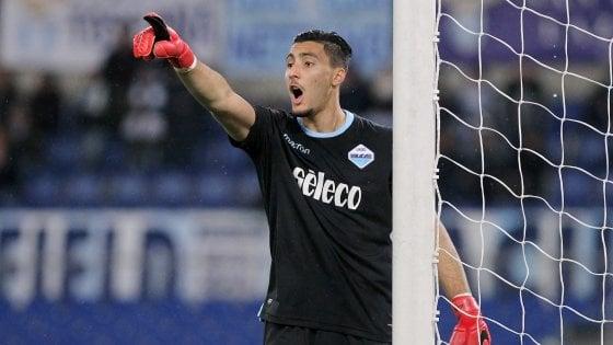 Strakosha: ''Potevo andare alla Roma, grazie a Dio ho scelto la Lazio''