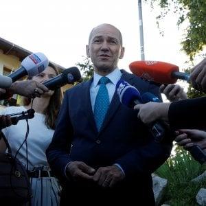 Elezioni in Slovenia, vince il fronte xenofobo di Janez Jansa