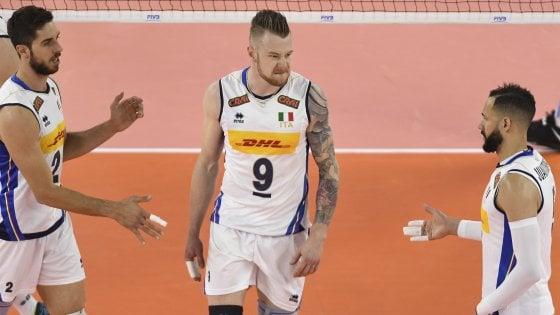 Volley, Nations League: altra sconfitta per gli azzurri, dominati dall'Argentina