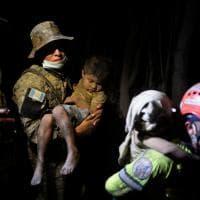 Guatemala, almeno 50 morti per l'eruzione del vulcano del Fuego