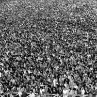 Noi, quel comizio del '76 e il sogno di cambiare il mondo