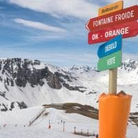 Francia. Sorpresa a Val d'Isère: si scia ancora sulla neve
