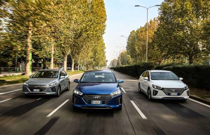Hyundai show al salone Parco Valentino di Torino