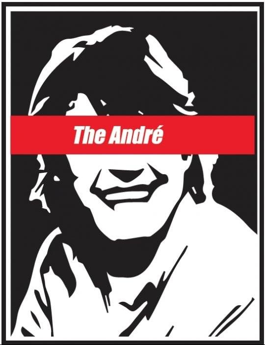 """The André, quella 'sagoma' che canta la trap con la voce di Faber: """"È tutto un gioco"""""""