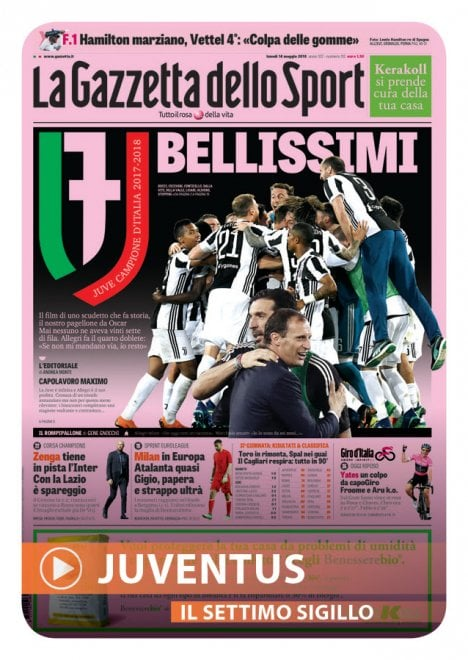 Panini, cinque figurine speciali per Juventus, Napoli ed Empoli