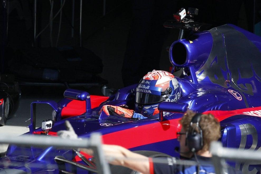 Marquez si dà alla Formula 1: prima volta in pista su una Red Bull