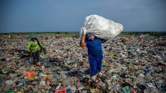 Giornata mondiale dell'ambiente: tutti insieme contro la plastica
