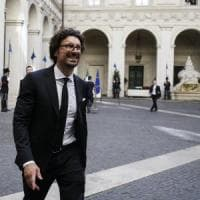 Ministero Infrastrutture e Trasporti, cambio della guardia Delrio-Toninelli