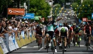 Ciclismo, Giro del Delfinato: sprint di Ackermann, Impey nuovo leader