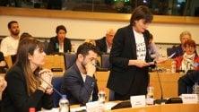 La Onlus presieduta  da Anna Foglietta  al Parlamento europeo per discutere l'emergenza  dei minori in Siria
