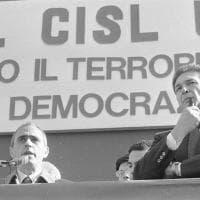 Pierre Carniti, una vita tra sindacato e politica