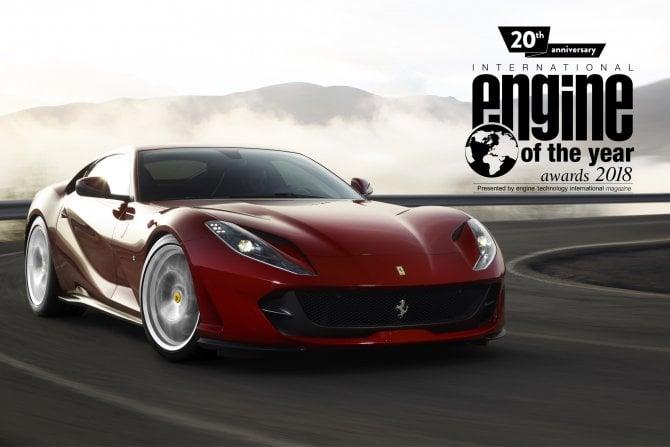 Il V8 turbo Ferrari? Il miglior motore degli ultimi 20 anni
