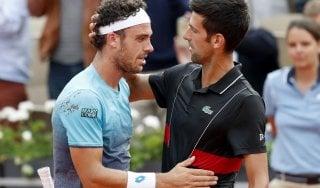 Tennis, Roland Garros: social impazziti per Cecchinato: I tweet dopo la vittoria su Djokovic