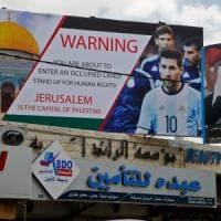 L'Argentina annulla l'amichevole con Israele a Gerusalemme dopo le proteste