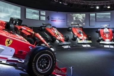 Auto, i musei della passione nella mappa interattiva