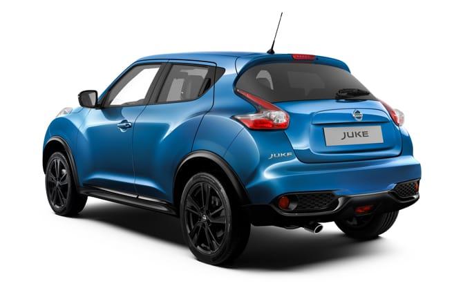 Nuovo Nissan Juke, sempre più crossover