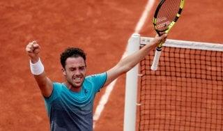 Tennis, coraggio e personalità: Cecchinato prepara un nuovo sogno contro Thiem