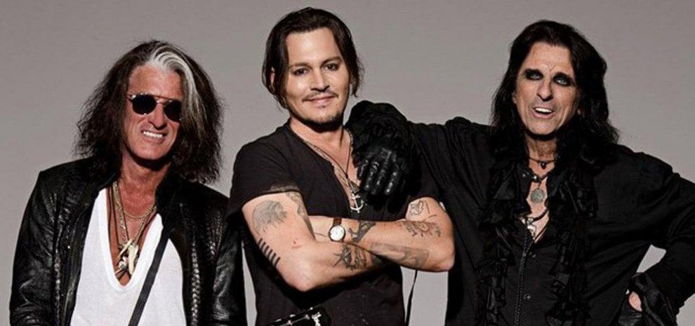 Johnny Depp sta bene: l'eccessiva magrezza è 'colpa' del prossimo impegno sul set