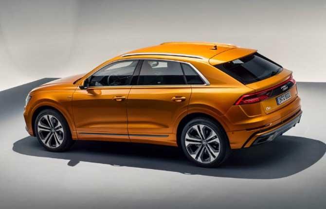 Audi Q8, il suv che mancava