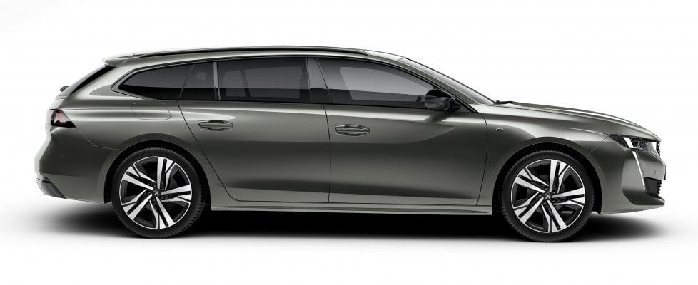 Nuova Peugeot 508, ecco la shooting-brake - Repubblica.it