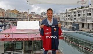 Genoa, Criscito: ''Una scelta di cuore, non vedo l'ora si rivincere il derby''