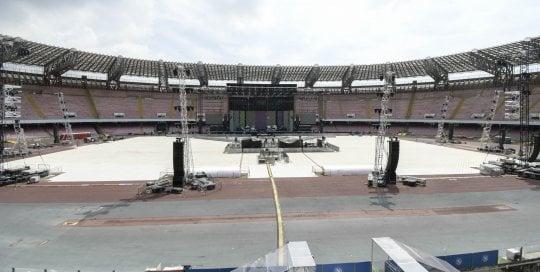 Danni a terreno S.Paolo dopo concerto