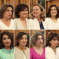 Spagna, ecco chi sono le 11 ministre del nuovo governo Sánchez