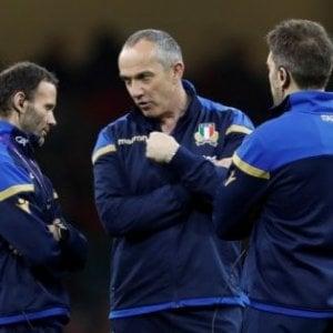 """Rugby, O'Shea annuncia il XV azzurro per il Giappone: """"Qui per vincere"""""""