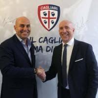 Cagliari, Maran è il nuovo allenatore: ''Garantisco lavoro e passione