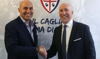 """Cagliari, Maran è il nuovo allenatore: ''Garantisco lavoro e passione"""""""