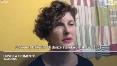 Luisella, dalla danza per non vedenti all'impegno contro la violenza sulle donne