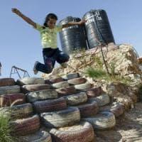 Palestina, a rischio la scuola di pace costruita dagli italiani