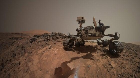 I 'mattoni della vita' su Marte, da Curiosity nuove conferme