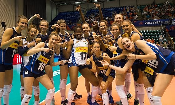 Volley, Nations League: quinta vittoria delle azzurre, dominicane al tappeto