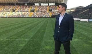 Udinese, sorpresa in panchina: il nuovo allenatore è Julio Velazquez