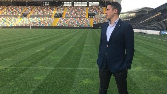 Julio Velázquez nuovo allenatore dell'Udinese Calcio