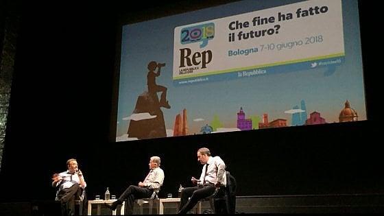 """Prodi a Repubblica delle Idee: """"Il governo Conte è di destra. Renzi di sinistra? Ah sì?"""""""
