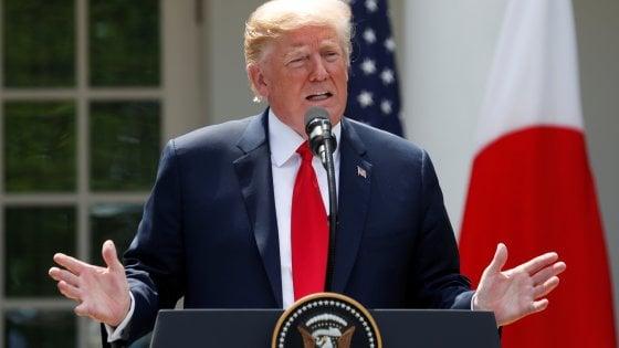 G7, Conte con Trump: