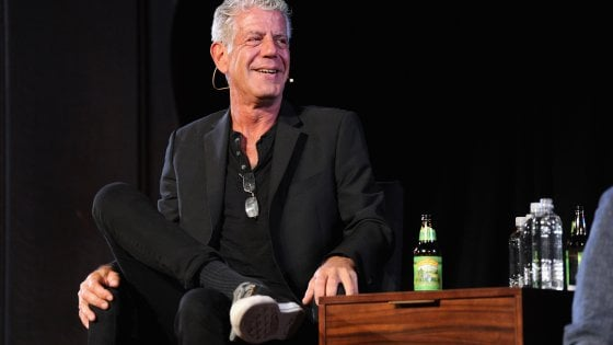 Morto suicida in Francia lo chef Anthony Bourdain